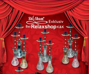 Relax Shop 2008 Dergi Reklamı Tasarımı