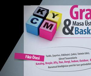 Kent Bilgi Ajans Dergi Reklamı Tasarımı
