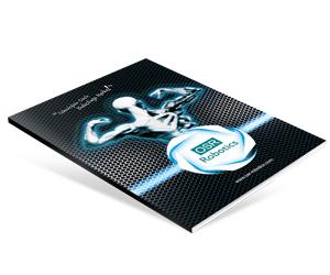 Osr Robotics Katalog Tasarımı