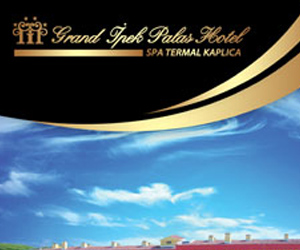 İpek Grand Palas Termal Hotel Broşür Tasarımı