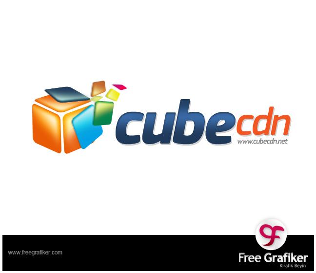 cube-cdn-logo-tasarimi