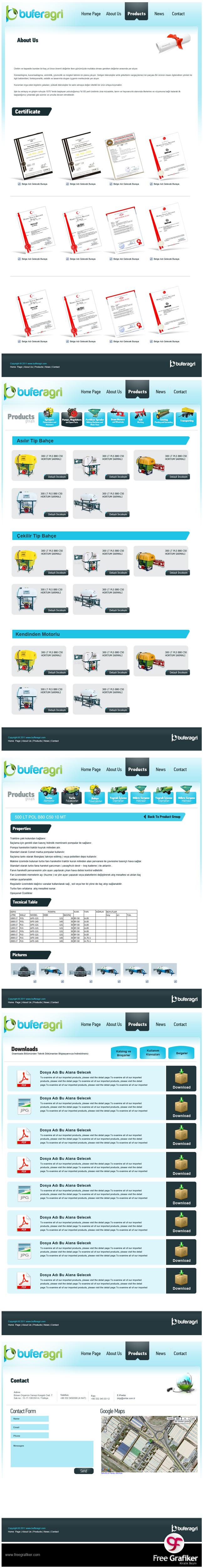 buferagri-tarim-sitesi-web-arayuz-alt-sayfa-tasarimlari