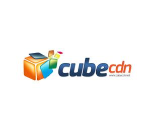 cube cdn logo tasarim