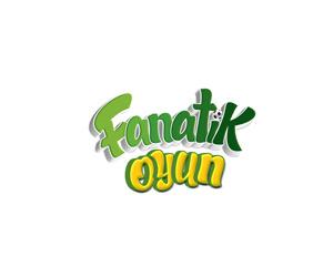 Fanatik Oyun Logo Tasarım Çalışması