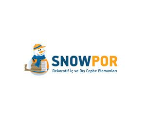 snowpor logo tasarim