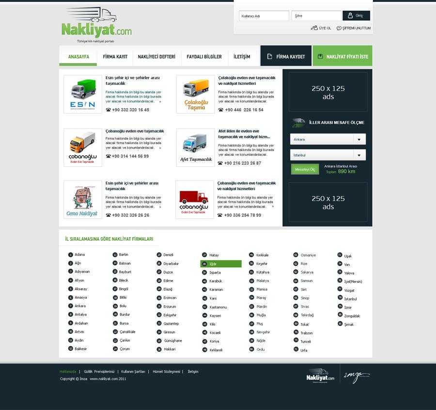 nakliyat com web sitesi tasairmi