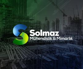 Solmaz Mühendislik ve Mimarlık Logo Tasarım