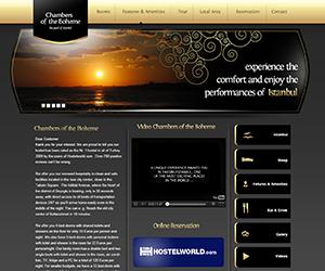 chmaber of the bohome web sitesi tasarim thumb