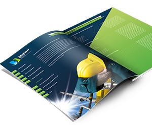 Başkent Test Enerj Katalog Tasarımı