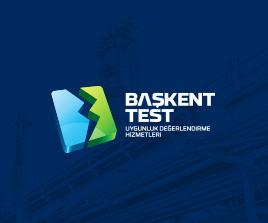 Başkent Test Uygunluk Değerlendirme Hizmetleri Logo Tasarım