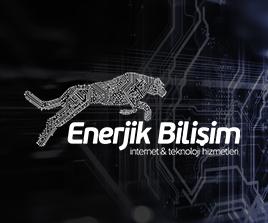Enerjik Bilişim Hizmetleri Logo Tasarım