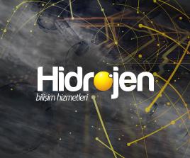 Hidrojen Bilişim Logo Tasarım