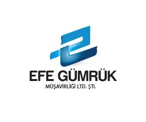 Efe Gümrük Logo Tasarım