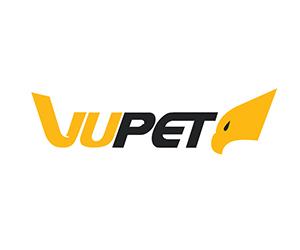 Vupet Petrol Logo Tasarım - Tipografi Çizim