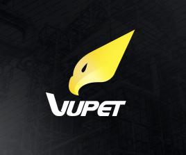 Vupet Petrol Logo Tasarım
