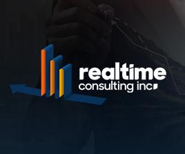 Real Time Danışmanlık Logo Tasarım