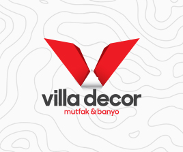Villa Decor Logo Tasarım