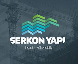Serkon İnşaat Logo Tasarım