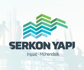 Serkon Yapı ve İnşaat Logo Tasarım