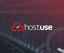 Hostuse Hosting Logo Tasarım