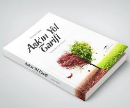 Aşkın Yol Tarifi Kitap Kapağı Tasarımı