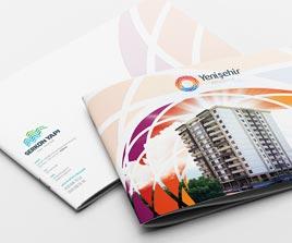 Yeni Şehir Residence Katalog Tasarım