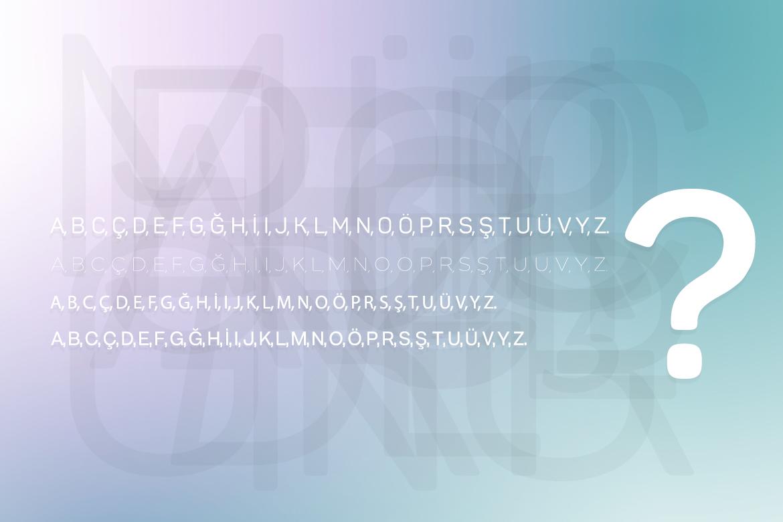 Logo Tasarımında Font Seçimi Nasıl Yapılır