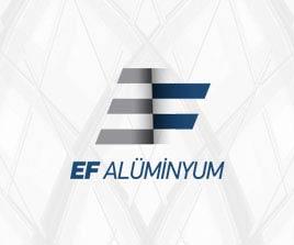 Ef Alüminyum Logo Tasarım
