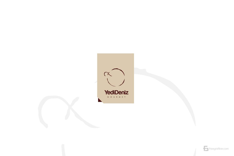 Gurme Gourmet Kafe Logo Tasarım