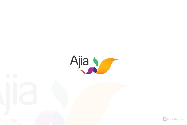 Ajia E Ticaret Sitesi Logo Tasarım