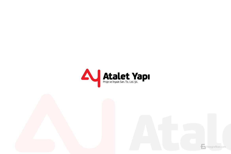 Atalet Yapı Logo Tasarım