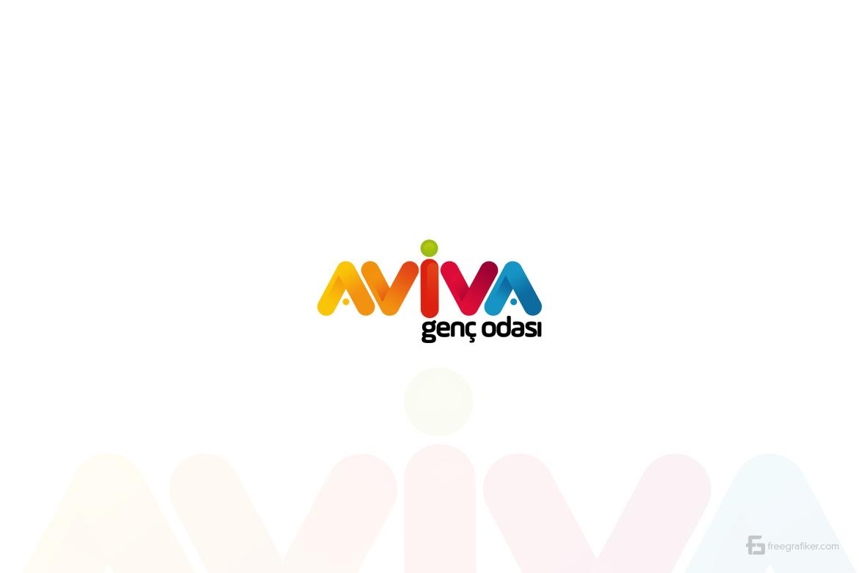 Aviva Genç Odası Logo Tasarım
