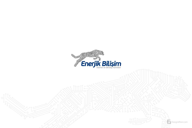 Bilişim Hizmetleri Logo Tasarımı