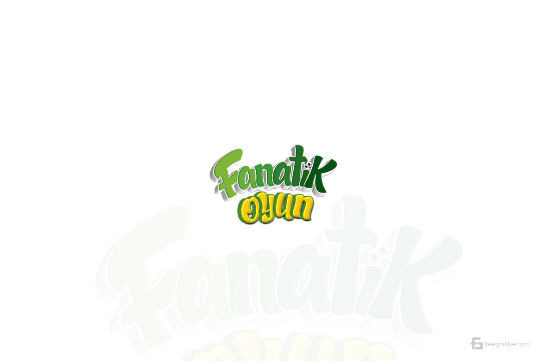 Fanatik Oyun Sitesi Logo Tasarım