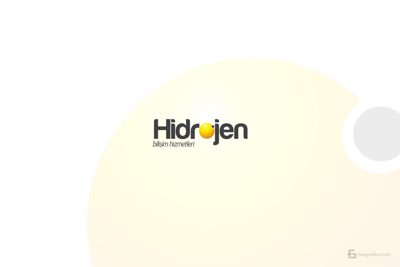 Hidrojen Bilişim Hizmetleri Logo Tasarımı