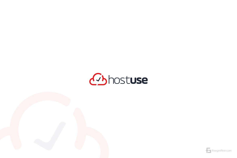 Hosting ve Sunucu Logo Tasarım