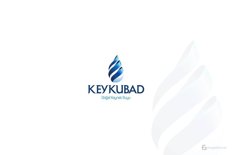 Keykubad Doğal Kaynak Suyu Logo