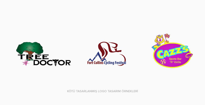 Kötü Tasarlanmış Logo Tasarımları