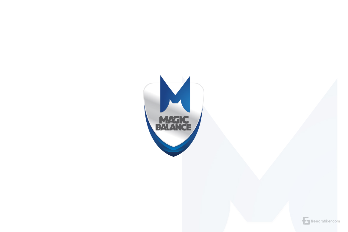Magic Balance Logo Tasarım