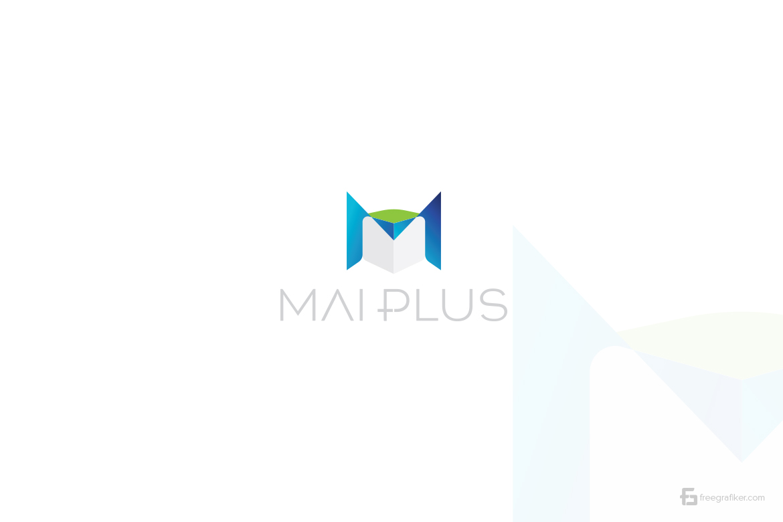 Mai Plus Logo Tasarım