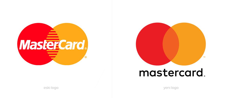 Master Card'ın Yeni Logo Tasarımı