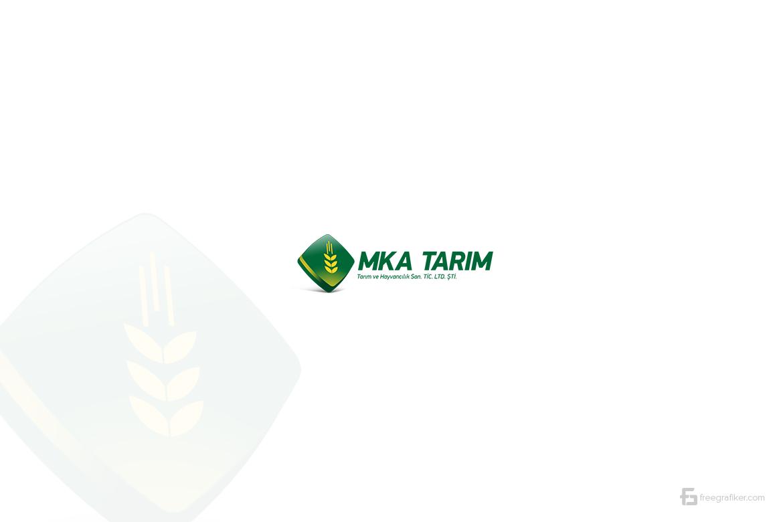Mka Tarım ve Hayvancılık Logo Tasarım