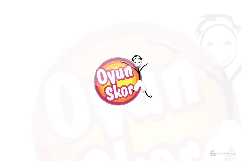 Oyunskor.com Logo Tasarımı
