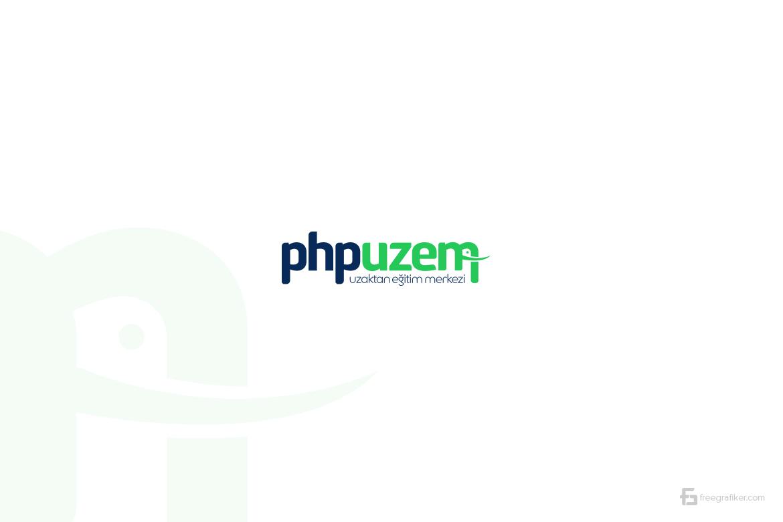 Phpuzem Eğitim Merkezi Logo Tasarım