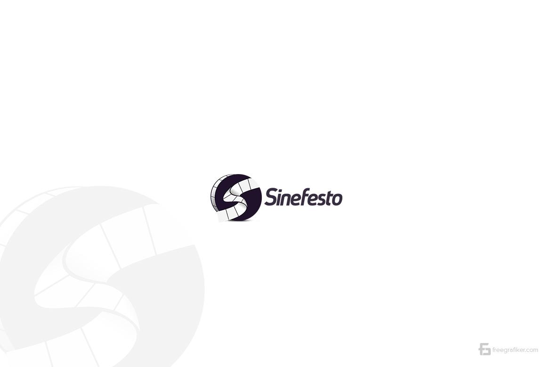Sinefesto Sinema Sitesi Logo Tasarımı