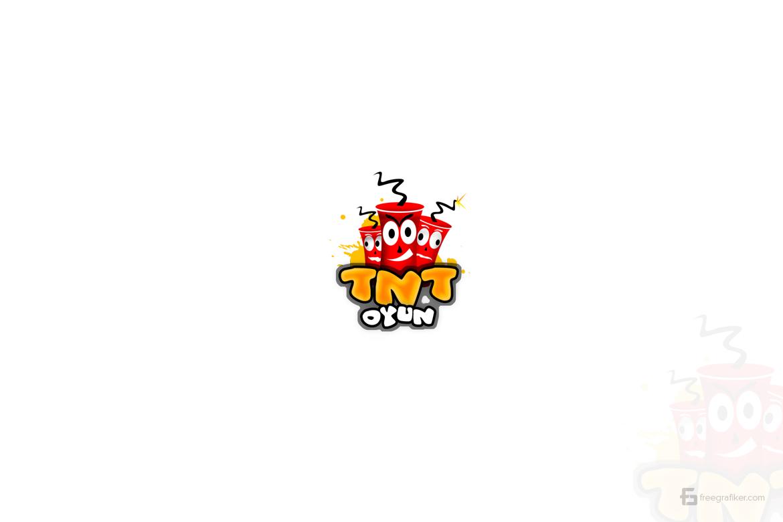 Tntoyun.com Logo Tasarım