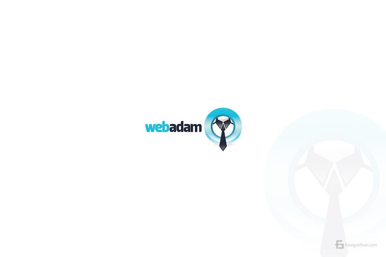 Webadam Hosting Logo Tasarım
