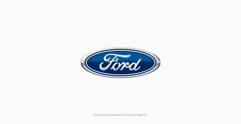 Ford Logo Tasarım