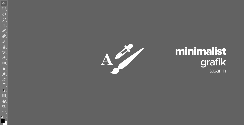 Minimalist Grafik Tasarım