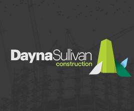 Dayna Sullivan Construction Logo Tasarım